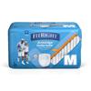 Medline Protect Plus Adult Incontinence Underwear, Medium, 100 EA/CS MED MSC19005
