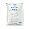 Medline Suresite Matrix Transparent Film Dressings, 4