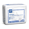 Medline Protection Plus Classic Adult Underwear, Small, 88 EA/CS MEDMSC23000