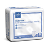 Medline Protection Plus Classic Adult Underwear, Medium, 80 EA/CS MEDMSC23005