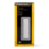Medline Gauze, Border, 4x10 (2x8Pad) Sterile, Medline MED MSC32410