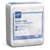"incontinence liners and incontinence pads: Medline - Capri Bladder Control Pads- Extra Plus, 3"" x 10.5"""