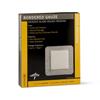 Medline Bordered Gauze Adhesive Island Wound Dressing, 4 X 4, 150 EA/CS MED MSC3266