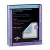 Medline OptiLock Nonadhesive Super Absorbent Wound Dressings, 3 x 3, in Educational Packaging, 10 EA/BX MED MSC6433EPZ