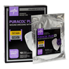 Medline Puracol Plus AG+ Collagen Wound Dressings with Silver,  4.2 x 4.5, 19.13 ML, 50 EA/CS MED MSC8744EP