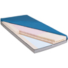 Mattresses: Medline - Advantage Select PE Mattress, Fire Barrier