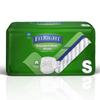 Medline Extended Wear High-Capacity Adult Incontinence Briefs, 19- 31, 30 EA/BG MED MTB80200Z