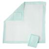 Medline Premium Disposable Polymer Underpads, Green, 30 X 30, 10 EA/BG MED MUP2040PZ