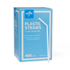 "Drinkware: Medline - Straw, 7.75"", Wrapped, Flex, Mini, Pack"
