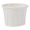 Medline Disposable Paper Souffle Cups, White, 0.750 OZ, 250 EA/BX MED NON024215H