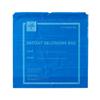 Medline Patient Belongings Bag with Drawstring, 20 x 20, Blue, 250 EA/CS MED NON026315BL