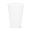 Medline Cup, Plastic, 9 Oz, Translucent MED NON03009