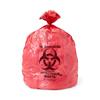 "Hazardous Waste Control: Medline - Liner, Red, 31""x43"", 1.5 Mil, 35 Gal, 250 per case"