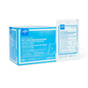 Medline Sterile Poly/Tissue Drapes with 2.75 Fenestration, 18 x 26, 300 EA/CS MED NON21002