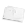 "Ring Panel Link Filters Economy: Medline - Disposable Adult Bibs, Slip-On, 19"" x 35"""
