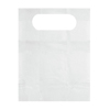 "Ring Panel Link Filters Economy: Medline - Disposable Adult Bibs, Overhead, 16"" x 33"""