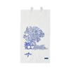 Medline Disposable Plastic Bedside Bags, White, 2000 EA/CS MEDNON24309P