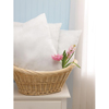 "Clean and Green: Medline - Classic Disposable Pillows, 21"" x 27"", White"