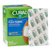 Medline CURAD Fabric Adhesive Bandage, 2 x 4, 50/Box, 600 EA/CS MED NON25524