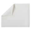 Medline Washcloth, HydroKnit, 10x12.5 in, 50S, Disposable MED NON260506Z