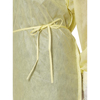 Medline Medium Weight Multi-Ply Fluid Resistant Isolation Gown MED NON27SMS2XL