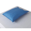 "Linens & Bedding: Medline - Disposable Multi-Layer Pillowcases, 20"" x 29"", Blue"