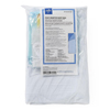 Medline Adult Body Bags with ID Tags, White MEDNON70911WM