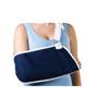 Medline Deep Pocket Arm Slings, Dark Blue, Large, 1/EA MED ORT11300L