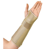 Medline Vinyl Wrist and Forearm Splints, Small, 1/EA MEDORT18100LS