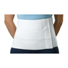 Medline Premium Tri-Panel Abdominal Binder, Large/XL, 9 MED ORT21110LXL