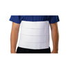 Medline Premium Four-Panel Abdominal Binder, Small/Med, 12 MED ORT21310SM