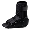Medline Standard Ankle Walkers, Black, Large, 1/EA MEDORT28200L