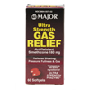 OTC Meds: Medline - OTC Gas Relief Softgels, 180Mg, 60 per Bottle (Compare to Compare to Phazyme)
