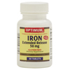 Minerals Iron: Medline - Generic OTC Iron, Extended Release Tab, 60 per Bottle (Compare to Slow Fe)