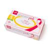 Medline Generation Pink Powder-Free Nitrile Exam Gloves, Pink, Small, 250 EA/BX MED PINK2501H