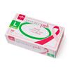 Medline Generation Pink Powder-Free Nitrile Exam Gloves, Pink, Large, 250 EA/BX MED PINK2503H