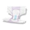Medline Brief, Cloth-Like, Ultrasoft, Reg, 40-50 MED ULTRAPLUSRG
