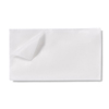 Medline Ultrasoft Disposable Dry Cleansing Cloths, White, 7