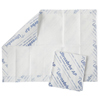 Medline Ultrasorbs Air Permeable Drypad Underpads, White, 24 X 18, 60 EA/CS MED ULTRASORB1824