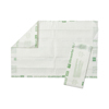Medline Ultrasorbs Air Permeable Drypad Underpads, White, 36