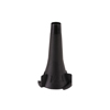 Welch-Allyn Ear Speculum Universal Welch Allyn® 524 Series KleenSpec® Plastic Black 2.75 mm Disposable, 850EA/PK MON 52322500