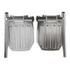 Medline Aluminum Wheelchair Footplate MED WCA806900