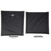 Medline Upholstery, Set, for 16 K3 Wheelchair MED WCA806921K3S