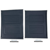 Medline Upholstery, Kit, Navy, for 22