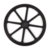 Medline 24 Rear Wheel without Hand Rim for Excel 2000 Wheelchair MED WCA806945