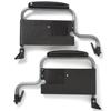 Medline Swing-Back Desk-Length Armrest Assembly for K4 Lightweight and K4 Basic Wheelchair MED WCA806968K4B