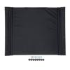 Medline 19 Black Nylon Seat Upholstery for MDS808200 Transport Chair MED WCA808921