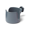Medline Cup Holder for Wheelchairs, Grey, 1/EA MED WCACUPG