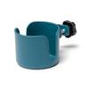 Medline Cup Holder for Wheelchairs, Teal, 1/EA MED WCACUPT
