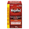 Reckitt Benckiser MegaRed® Omega-3 Krill Oil Softgel MEG 95330EA